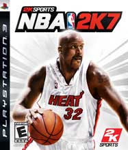 NBA 2K7 - Playstation 3 (Complete In Box)