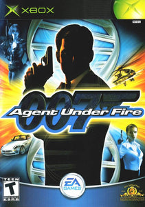 007 Agent Under Fire - Xbox (Complete in Box)