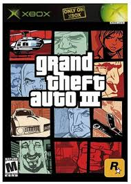 Grand Theft Auto III - Xbox (Complete in Box)