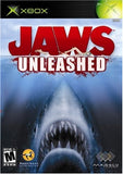 Jaws Unleashed - Xbox (Complete In Box)