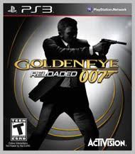 007 GoldenEye Reloaded - Playstation 3 (Complete in Box)