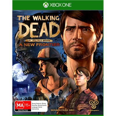 The Walking Dead: A New Frontier - Xbox One (Complete in Box)