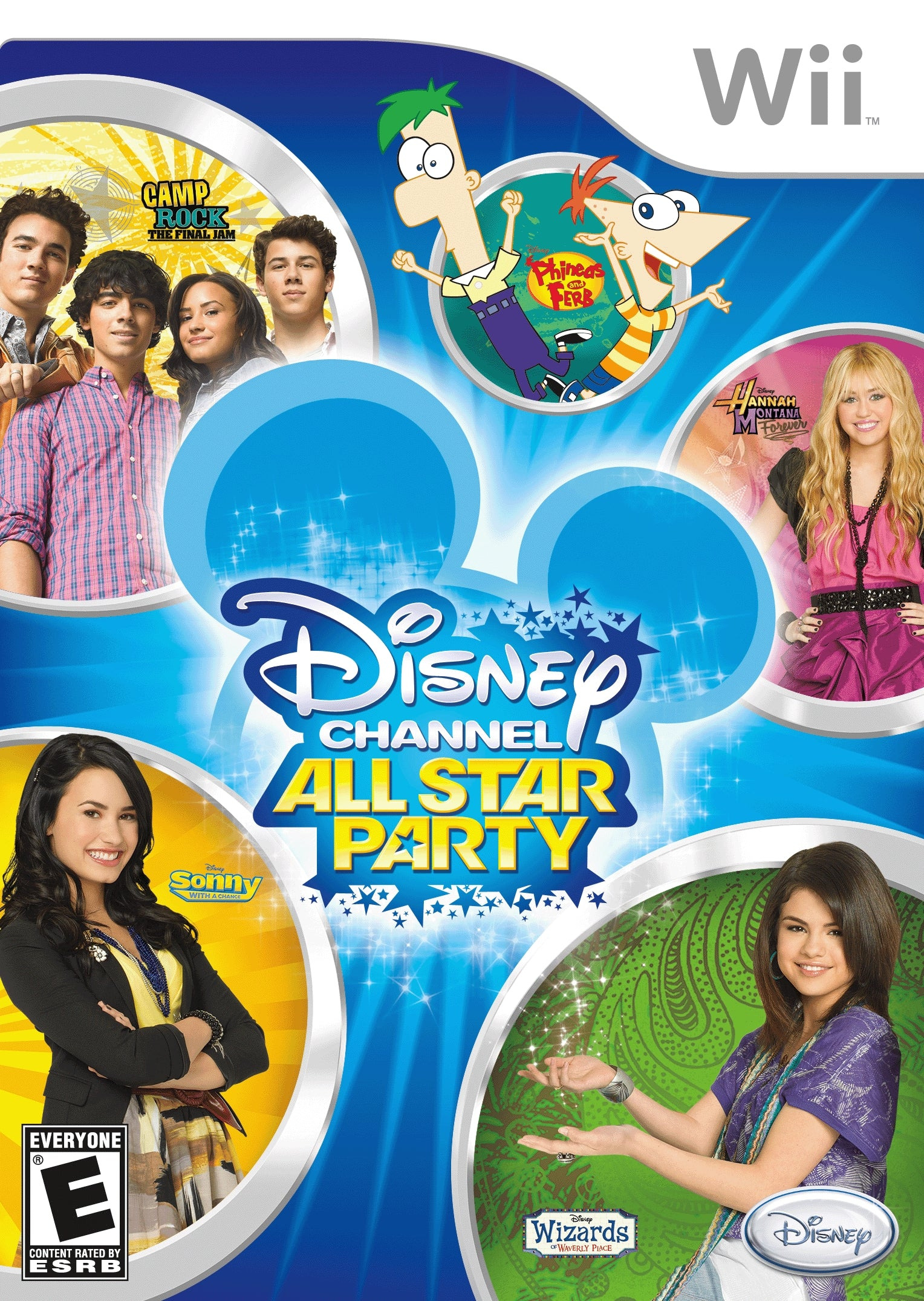 disney channel all star party wii complete in box we know