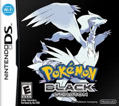 Pokemon Black - Nintendo DS (Complete In Box)