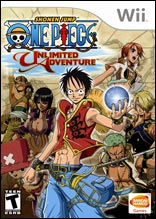 One Piece Unlimited Adventure - Wii (Complete In Box)