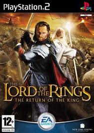 Lord of the Rings Return of the King - Playstation 2 (New)