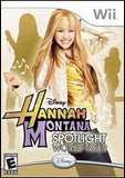Hannah Montana Spotlight World Tour - Wii (Complete In Box)