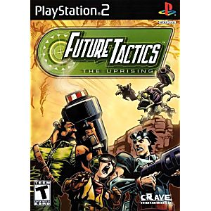 Future Tactics - Playstation 2 (Complete In Box)