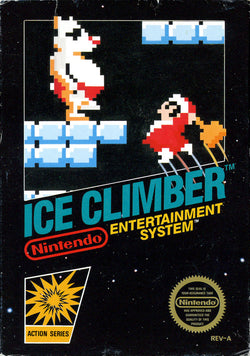 Ice Climber - NES (Game Only)