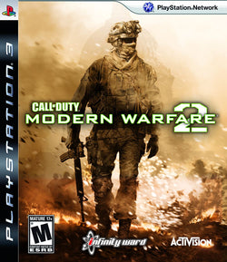 Call of Duty Modern Warfare 2 - Playstation 3 (Game Only)