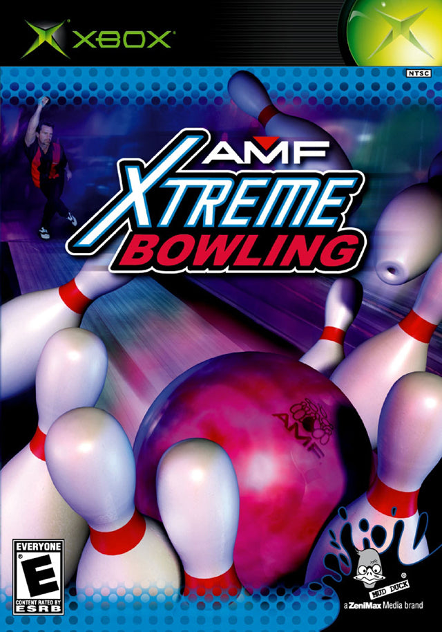 AMF Xtreme Bowling - Xbox (Complete In Box)