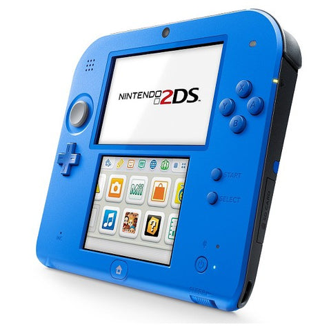 Nintendo 2DS Electric Blue - Nintendo 3DS (System Only)