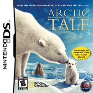 Arctic Tale - Nintendo DS (Game Only)