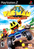 Pac-Man World Rally - Playstation 2 (Complete In Box)