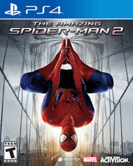 Amazing Spiderman 2 - Playstation 4 (Complete in Box)