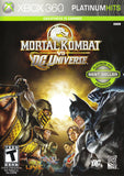 Mortal Kombat vs. DC Universe - Xbox 360 (Complete In Box)