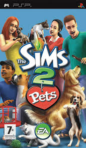 The Sims 2: Pets - PSP (Complete In Box)