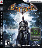 Batman: Arkham Asylum - Playstation 3 (Complete in Box)