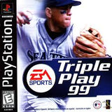 Triple Play 99 - Playstation (Complete in Box)