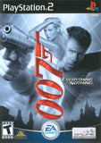 007 Everything or Nothing - Playstation 2 (Complete in Box)