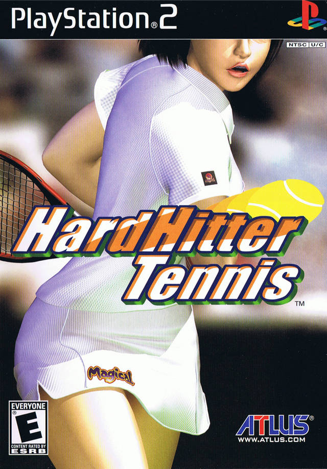 Hard Hitter Tennis - Playstation 2 (Complete in Box)