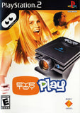 EyeToy Play - Playstation 2 (Complete In Box)