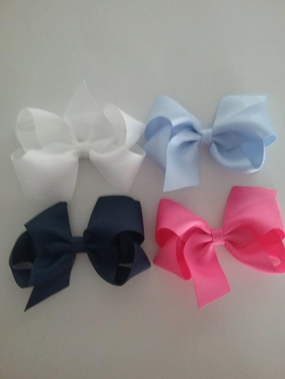 Coco bow clip - Little ones kingdom