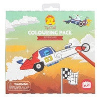 Colouring pack- Supercars - Little ones kingdom