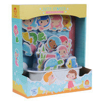 Bath toy stories- once upon a mermaid - Little ones kingdom