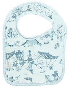Baby Bib Circus - Toshi - Little ones kingdom