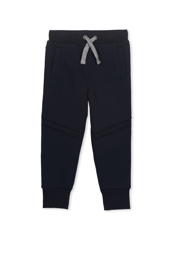 Navy Track Pant - Little ones kingdom
