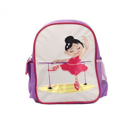 Ballerina Toddler Backpack - Woddlers - Little ones kingdom
