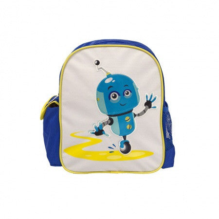 Robot Toddler Backpack - Little ones kingdom