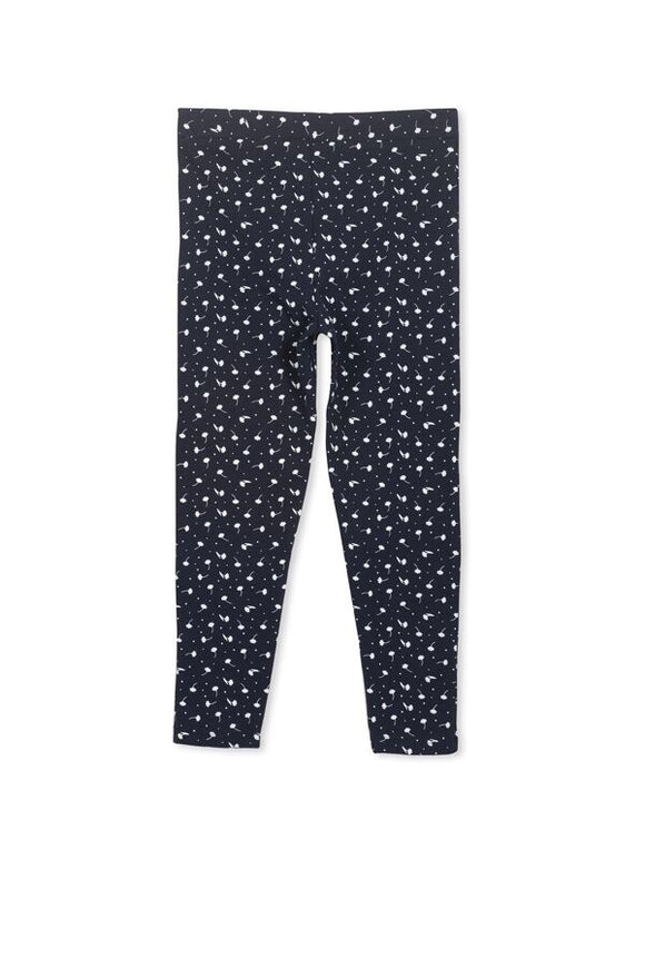 Sweet floral legging - Little ones kingdom