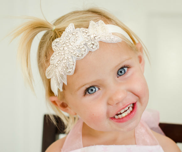 Charlotte headband - Little ones kingdom