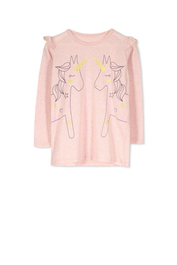 Unicorn Tee - Little ones kingdom