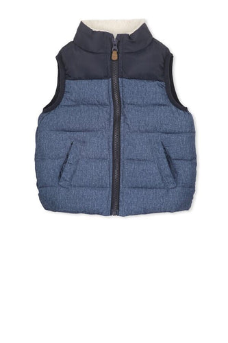 Denim vest - Little ones kingdom