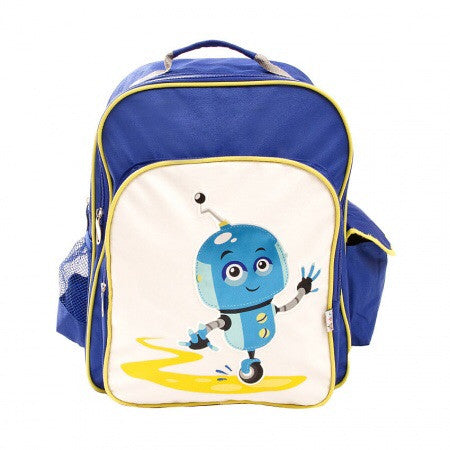 Robot Kinder Backpack - Little ones kingdom