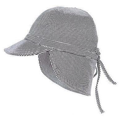 Flat cap Baby Periwinkle - Little ones kingdom