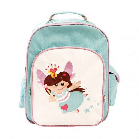 Fairy Princess Kinder Backpack - Little ones kingdom