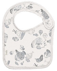 Baby Bib Balloons - Toshi - Little ones kingdom