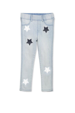 Star denim jean - Little ones kingdom