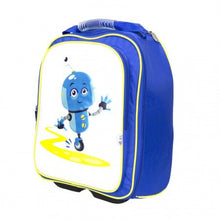 Robot suitcase - Little ones kingdom
