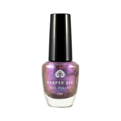 Nail polish Purple Shimmer (unicorn juice) - Little ones kingdom