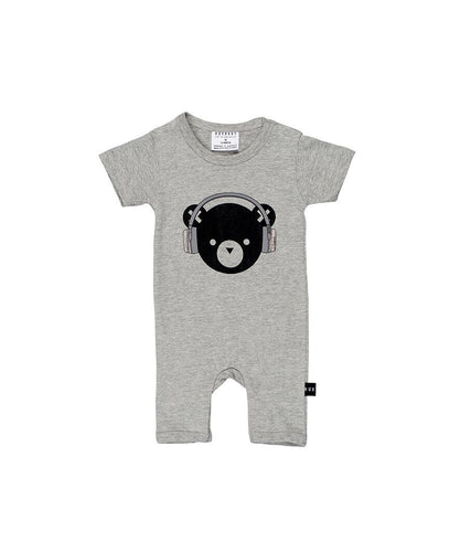 Dj hux short romper - Little ones kingdom