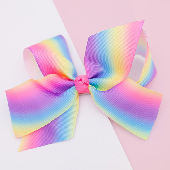 Paddle pop Grosgrain bow - Little ones kingdom
