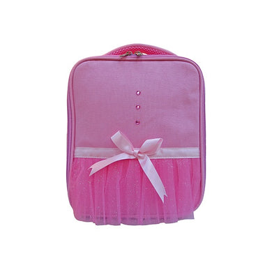 Ballet Tutu Lunch Bag - Giggle me pink - Little ones kingdom