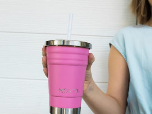 MontiiCo Mini Smoothie - Blush Pink