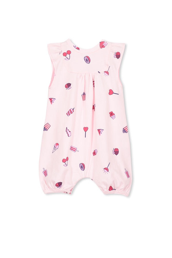 Party Romper - Little ones kingdom