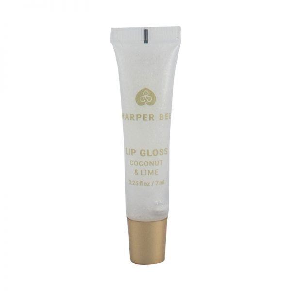 Lip gloss tube Coconut and Lime - Little ones kingdom